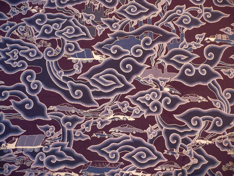 The Ornamentalist: Re-thinking Batik: The Language of Cloth