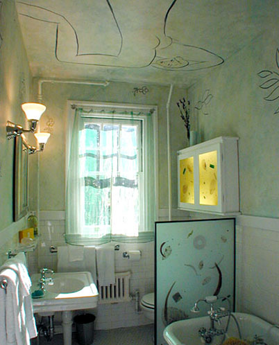 Edwardian Bathroom Design Ideas