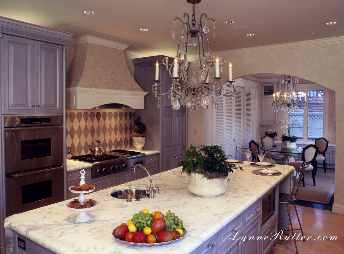 Homes And Gardens Kitchens The Ornamentalist The Silver Kitchen